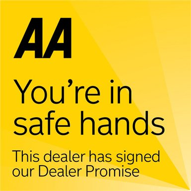 Stewart & Son are signed up to the AA Dealer Promise